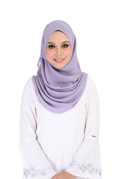 Shawl D'yana Asterin - 7005 - Purple