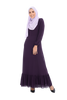 Dress D'YANA Cherise - DRS00026-D - Purple