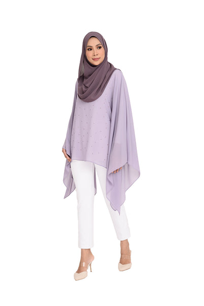 Blouse D'YANA Regina -BL388-D- Purple