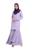 Dress D'YANA Savanna - DRS00018-D - Purple