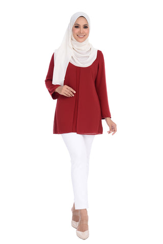 Blouse D'YANA Renee - BL60037 - Red