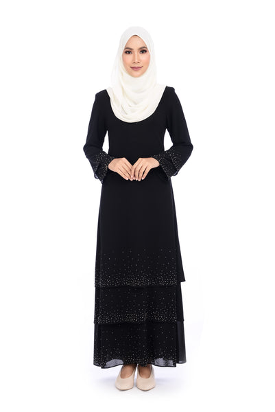 Dress D'YANA Sienna - DRS00019 - Black