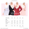 Blouse Maddy - BL356-D - Soft Pink
