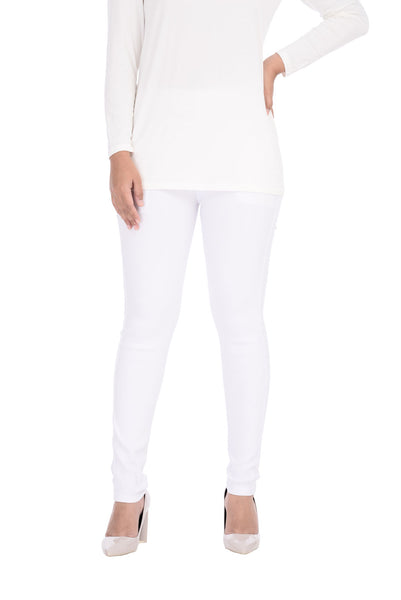 Pants Carrie - PA8801-2(D) - White