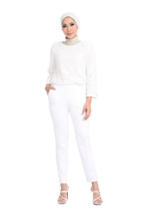 Pants Chantella - D10009 - White