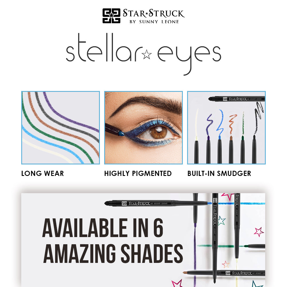 Arctic Blue eye Definer by StarStruck