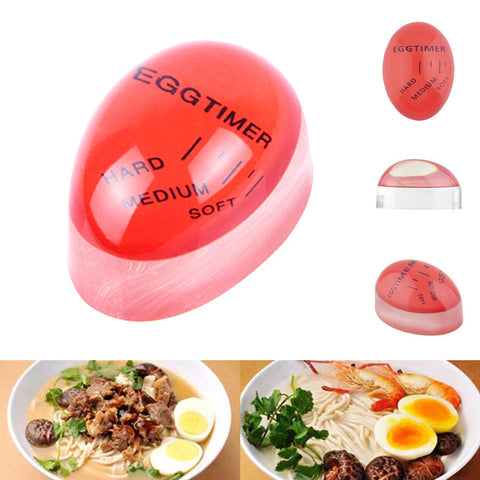 ThermoColor Egg Timer