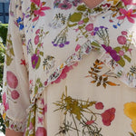 LILIES 2 MULTI ADULT KAFTAN - LILIS BOUTIQUE