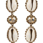 DEEPA GURNANI KAIA EARRINGS JEWELRY