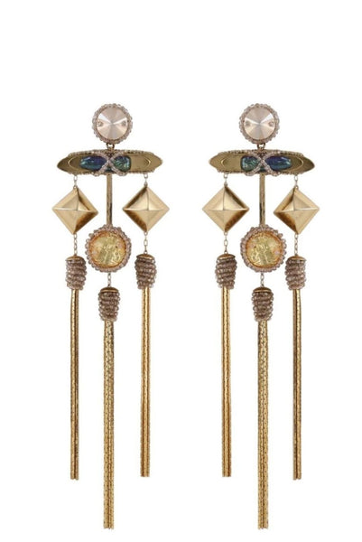 DEEPA GURNANI MALANA EARRINGS JEWELRY