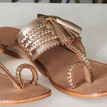 STARMELA UK NADIA GOLD SANDAL - LILIS BOUTIQUE
