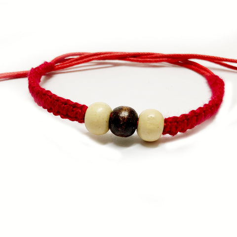 Traditional Bead Rakhi 01