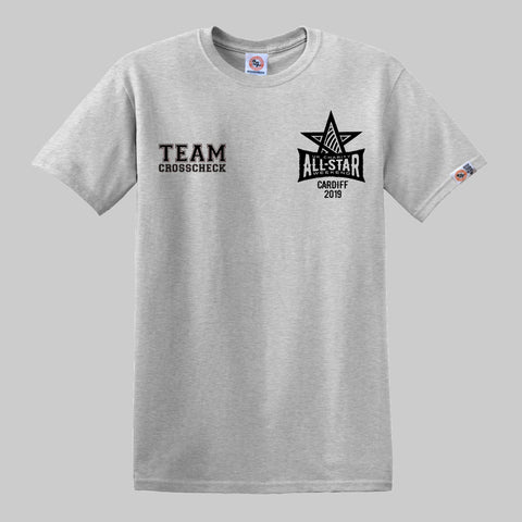 AllStars 2019 Grey Shirt