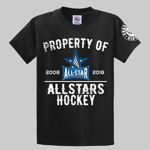2018 Allstars Shirt Black