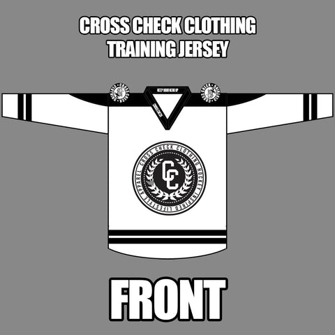 Jersey AWAY - Plain - Cross Check Clothing
