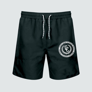 College Board Shorts Black - Cross Check Clothing