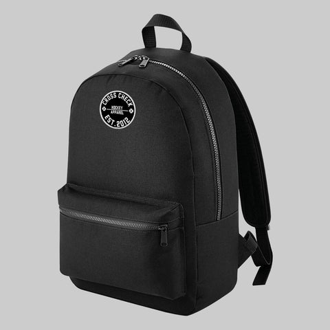 Centre Ice Backpack Black - Cross Check Clothing