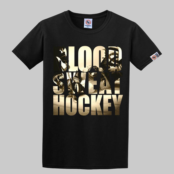 Blood. Sweat. Hockey. Shirt