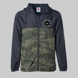 Camo Check Windbreaker - Cross Check Clothing
