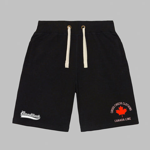 Canada Line Sweat Shorts