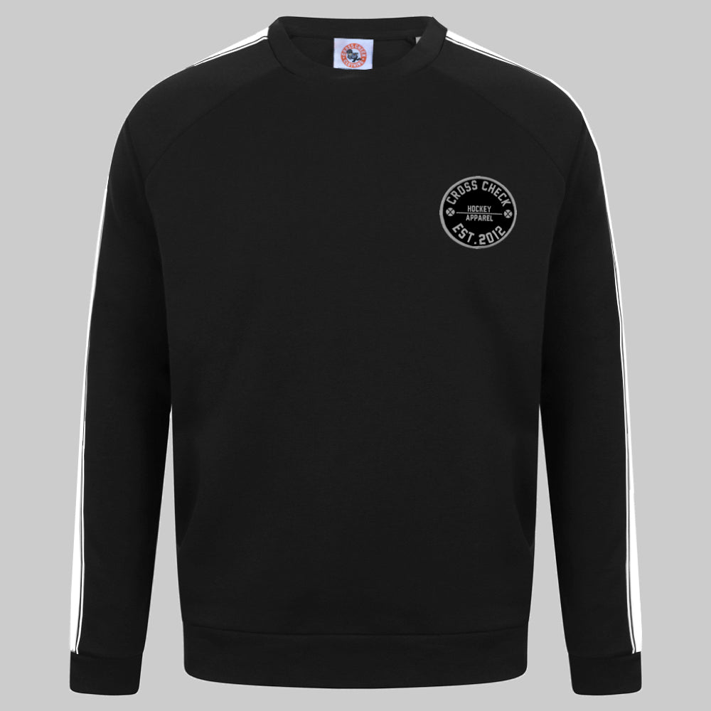 Centre Ice Jumper Black