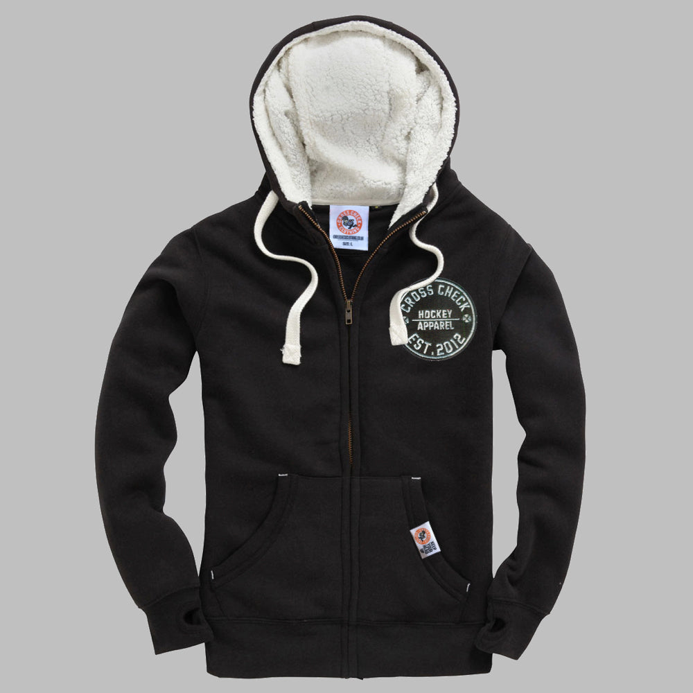 Centre Ice Supa-Soft Zip-Up