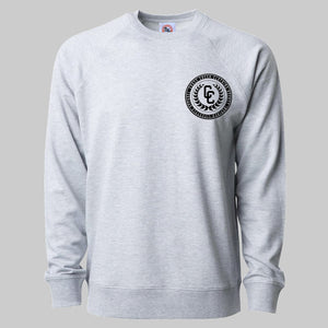 College Crew Neck Jumper