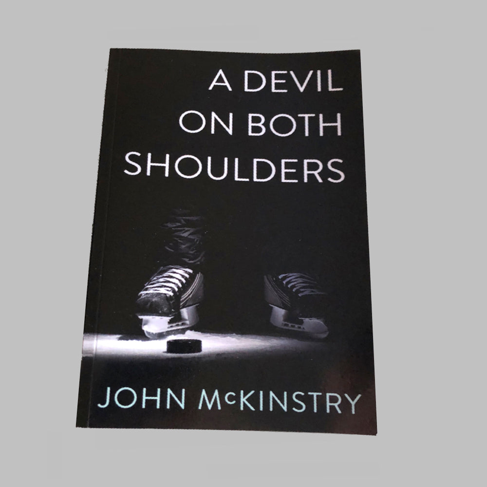A Devil On Both Shoulders (Book) - Cross Check Clothing