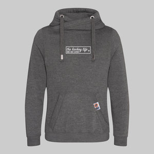 Hockey Life High Neck Charcoal