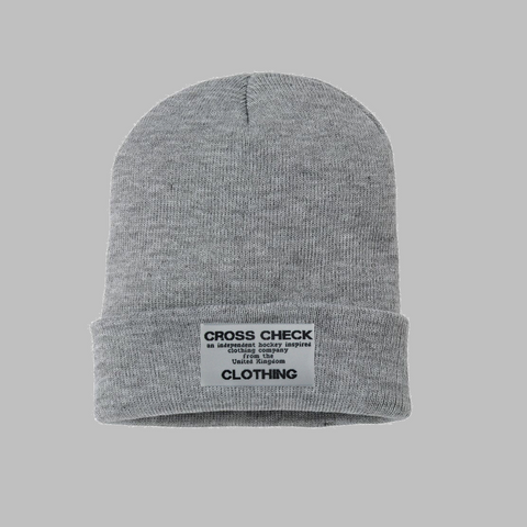 Independent Grey Beanie