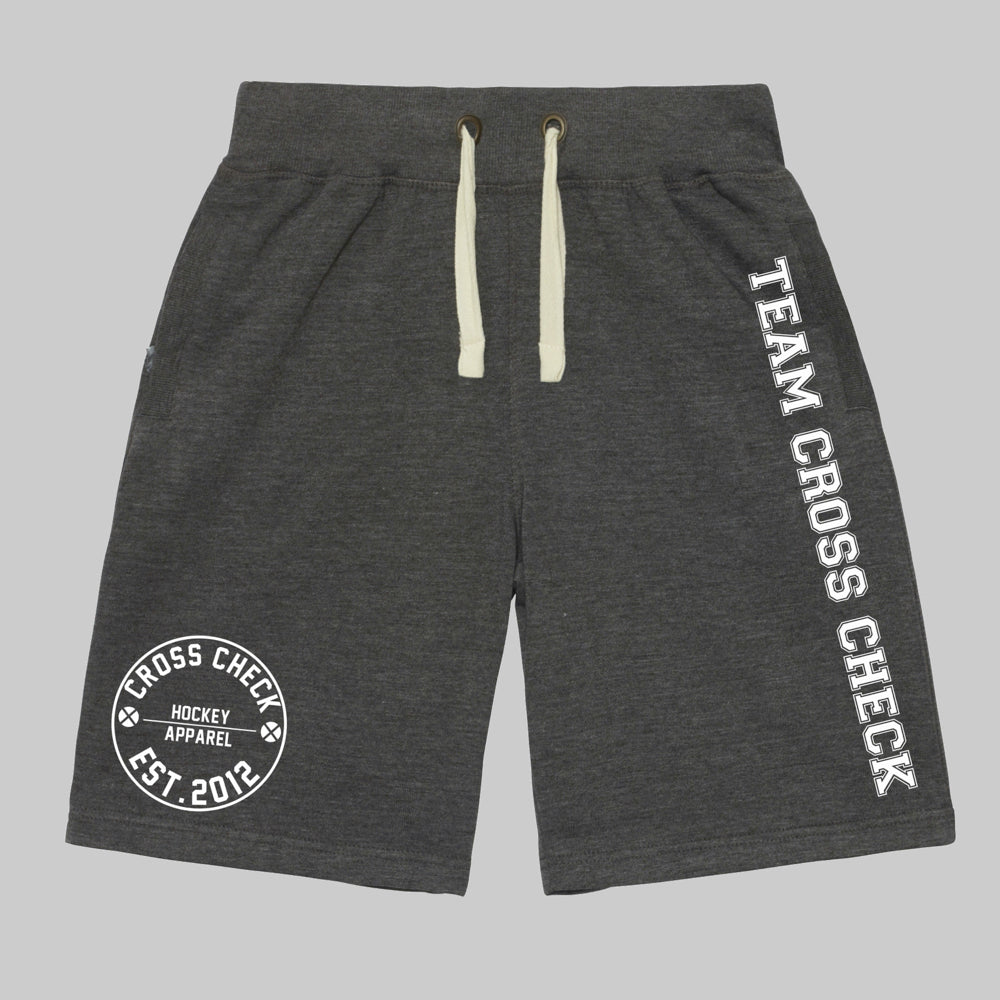 Road Trip Sweat Shorts Grey