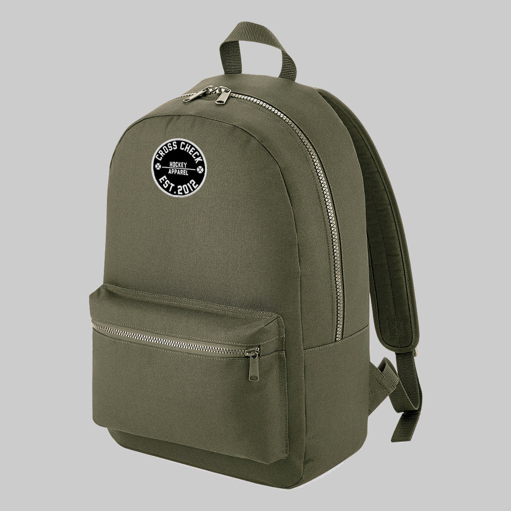 Centre Ice Backpack Green