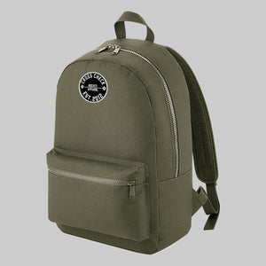 Centre Ice Backpack Green - Cross Check Clothing