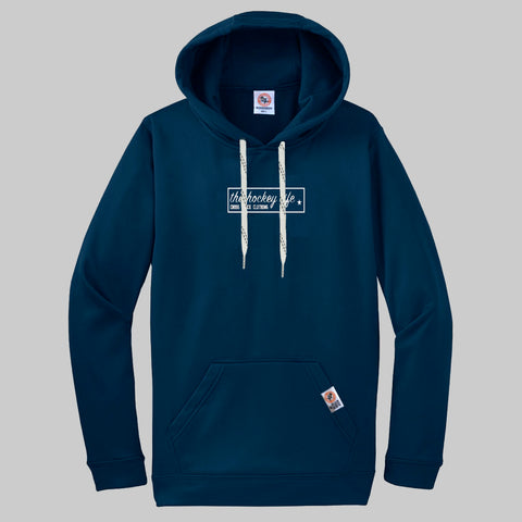 Hockey Life Locker Room Hoodie Navy