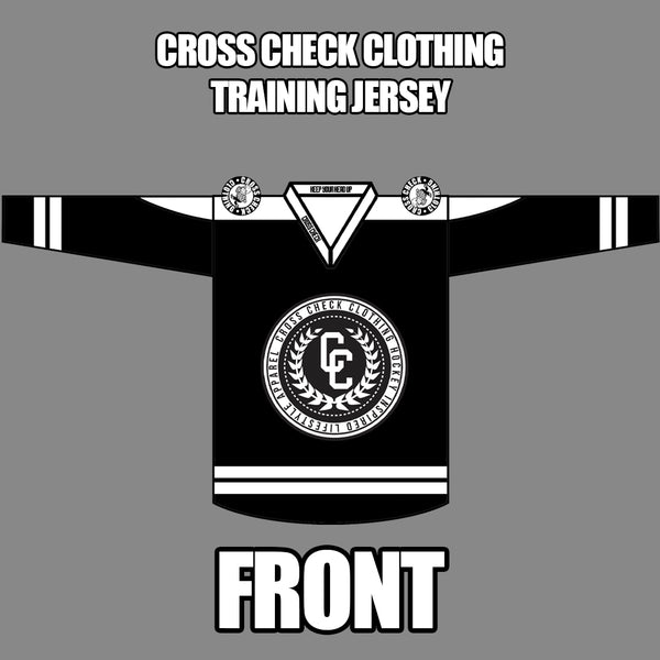 Jersey HOME - Custom - Cross Check Clothing