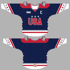 Super Series USA Jersey - PLAIN
