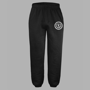 College Joggers Black