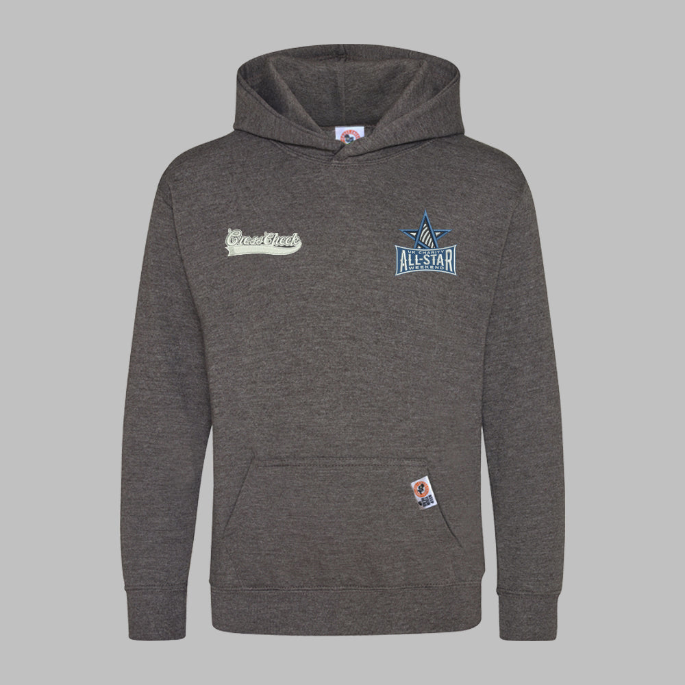 UK Charity All Stars Kids Hoodie - Cross Check Clothing