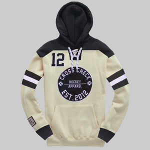 Centre Ice Laces Hoodie