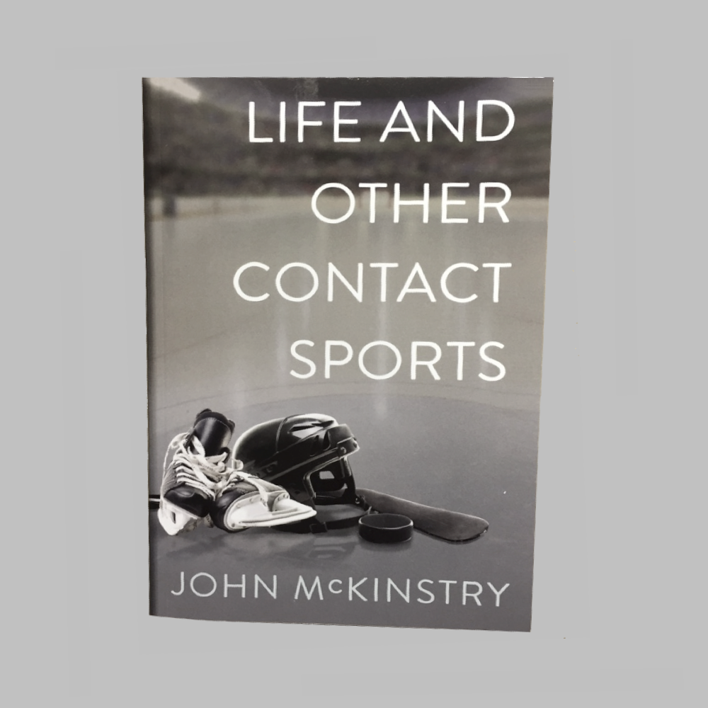 Life & Other Contact Sports (Book) - Cross Check Clothing