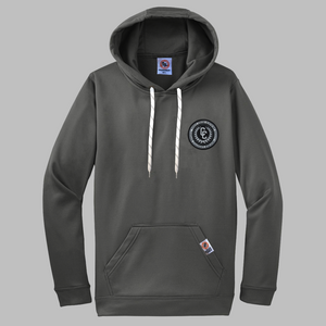 Locker Room Hoodie Grey