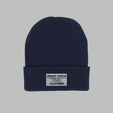 Independent Navy Beanie