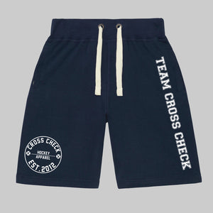 Road Trip Sweat Shorts Navy