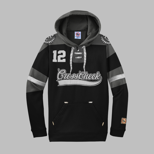 Old Time Laces Hoodie