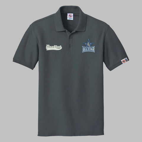 UK Charity All Stars Adults Polo - Cross Check Clothing
