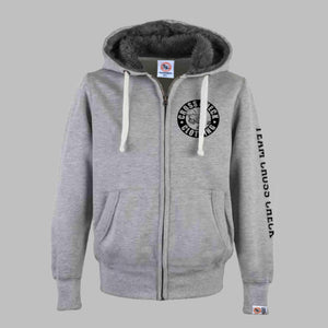 Russian League Zip-Up Hoodie