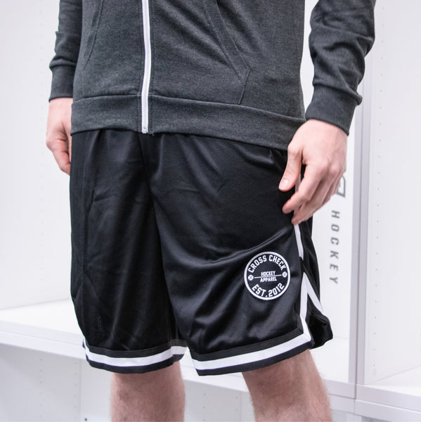 Centre Ice Basketball Shorts - Cross Check Clothing