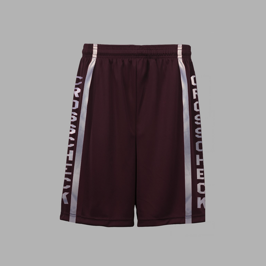 Training Shorts Burgundy