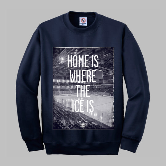 Home Is Where Sweater