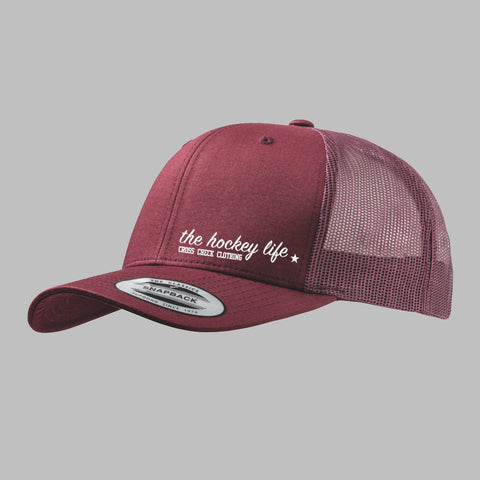 HockeyLife Trucker Burg - Cross Check Clothing